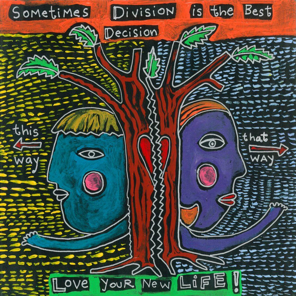 division decision