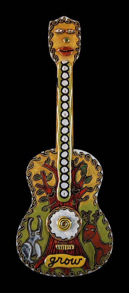 guitar : grow