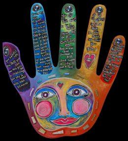 hand : poem