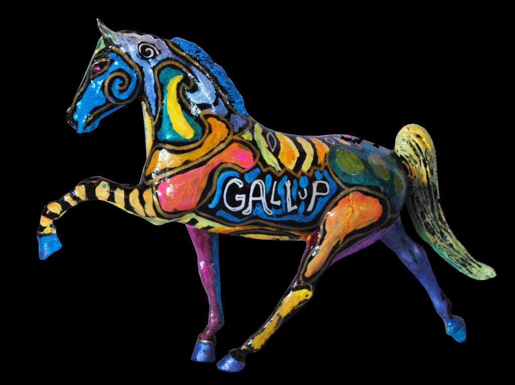 horse : gallup