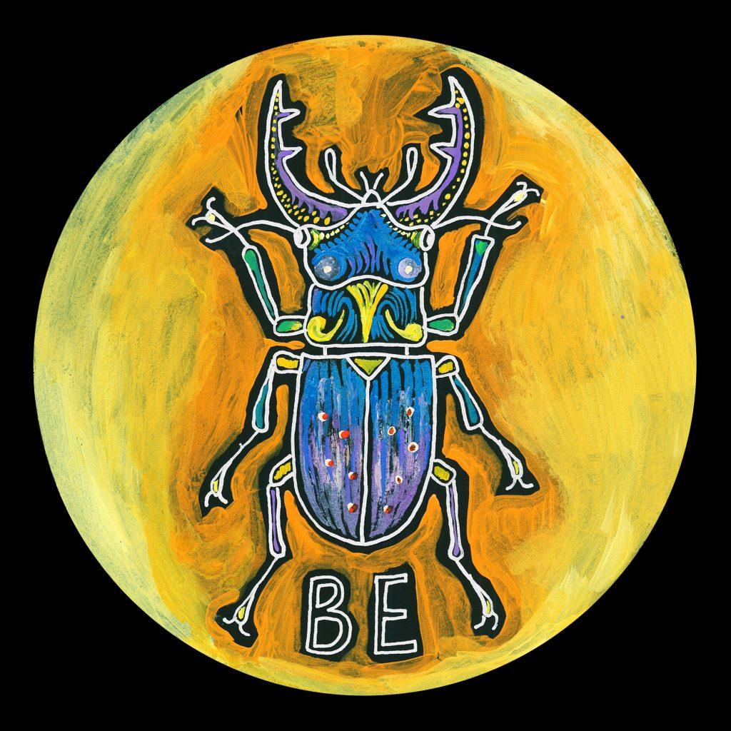 life circle : beetle