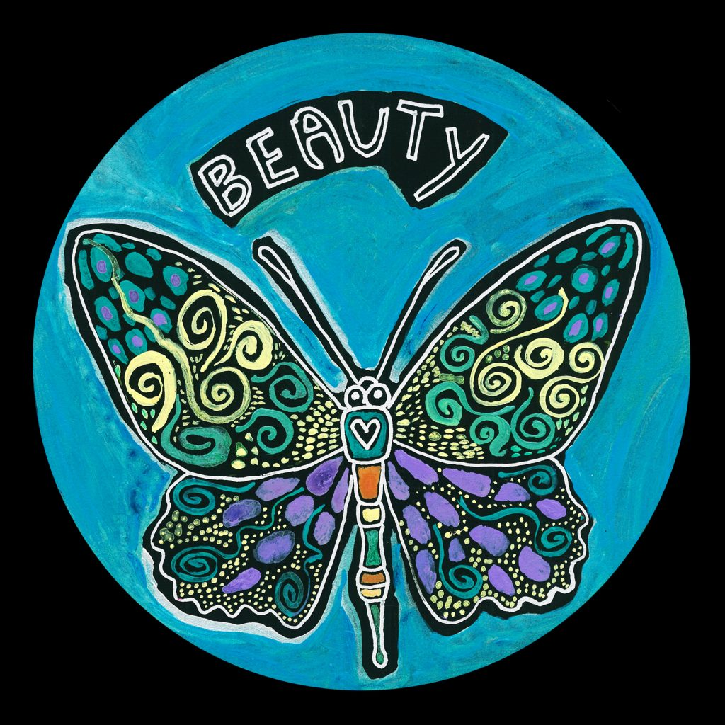 life circle : butterfly beauty