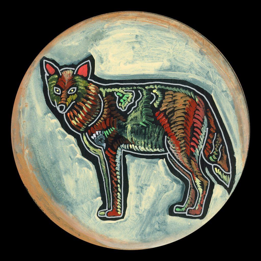 life circle : coyote