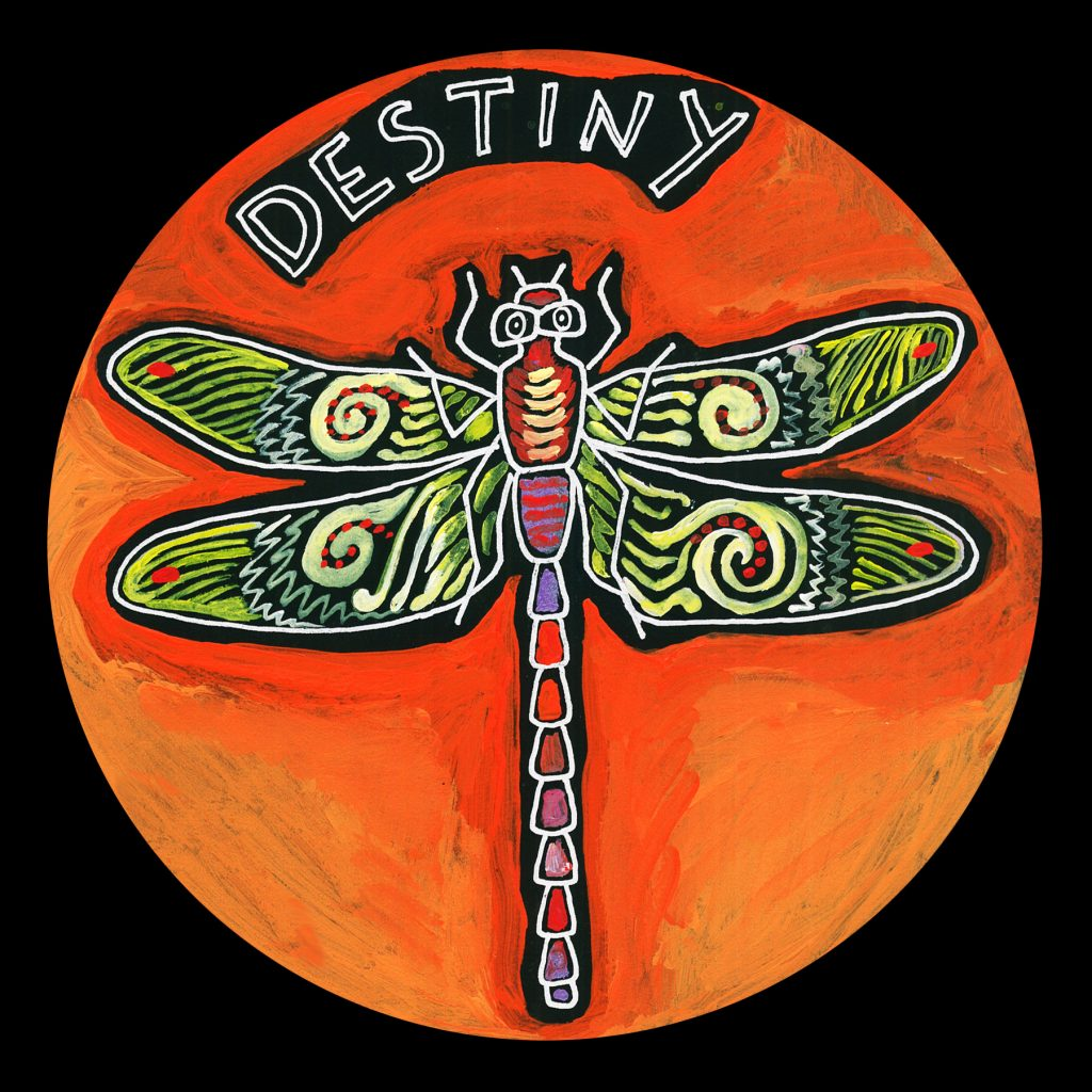 life circle : dragonfly 1 - destiny