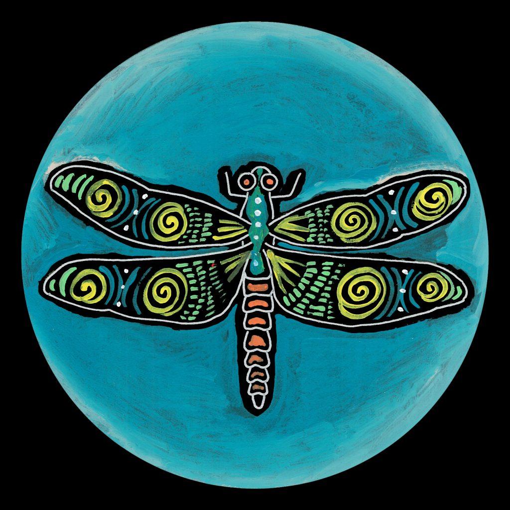life circle : dragonfly 2