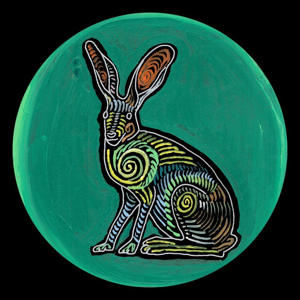 life circle : hare