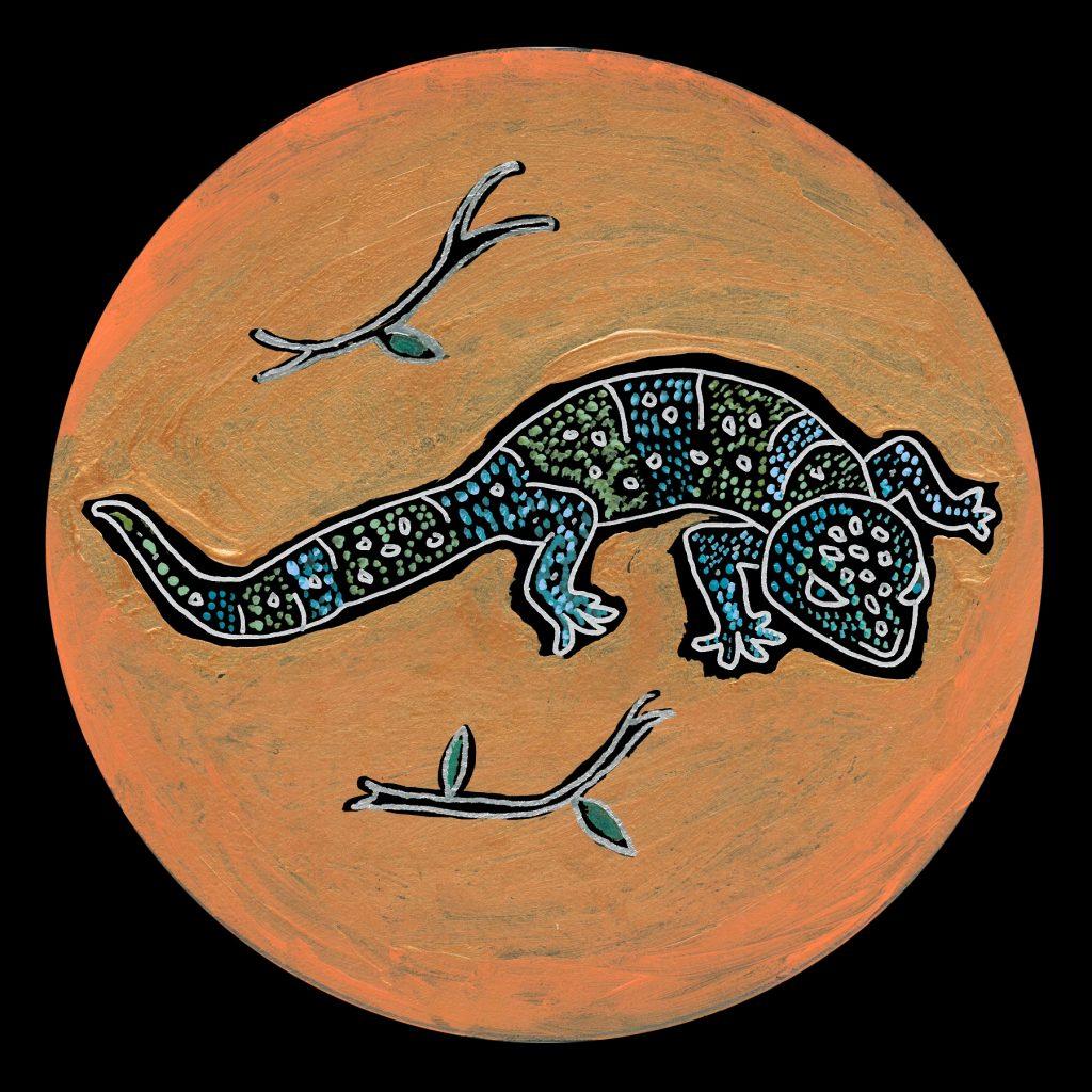 life circle : lizard