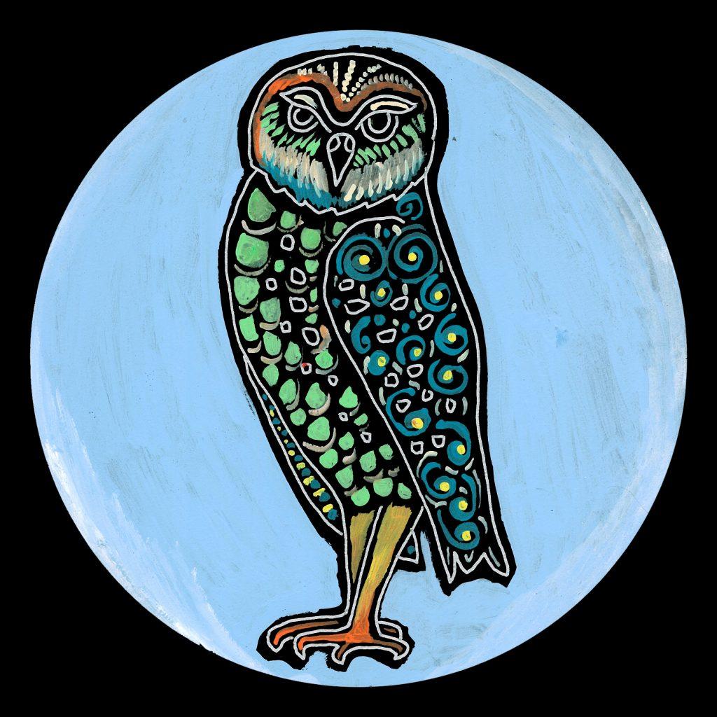 life circle : owl - 2