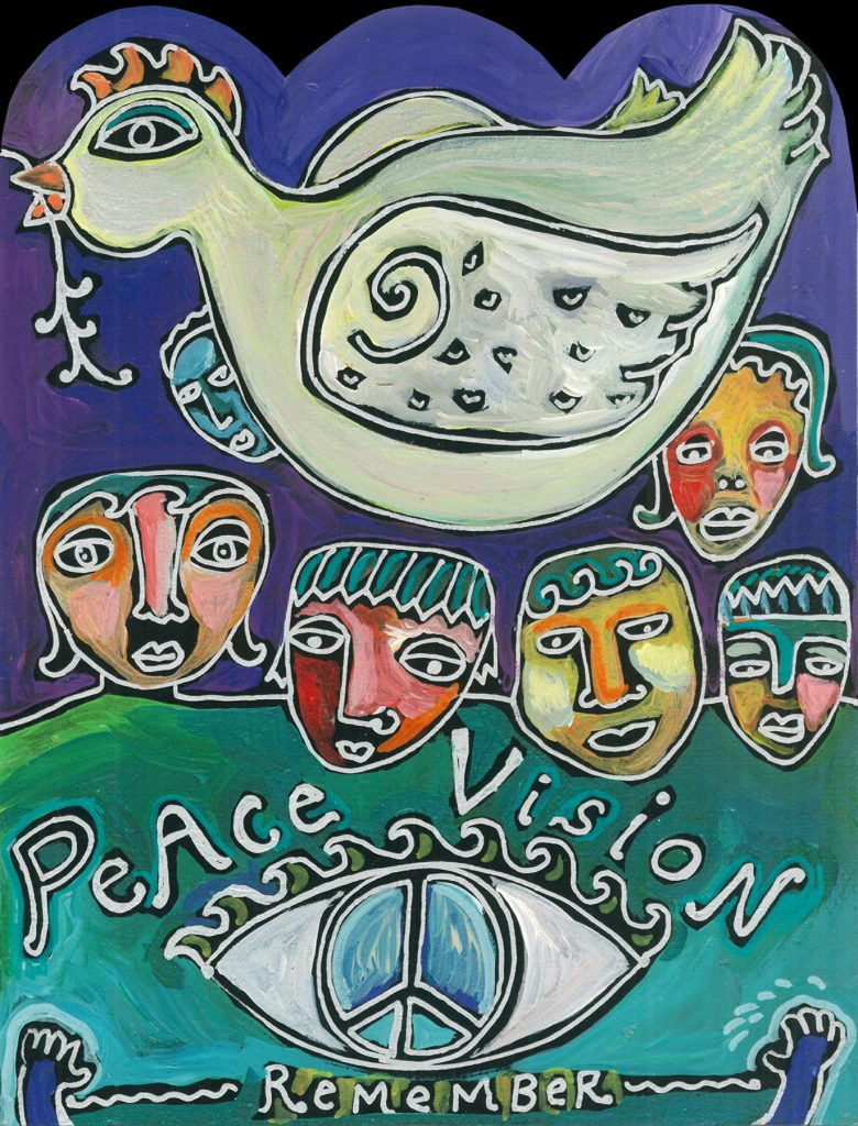 peace vision