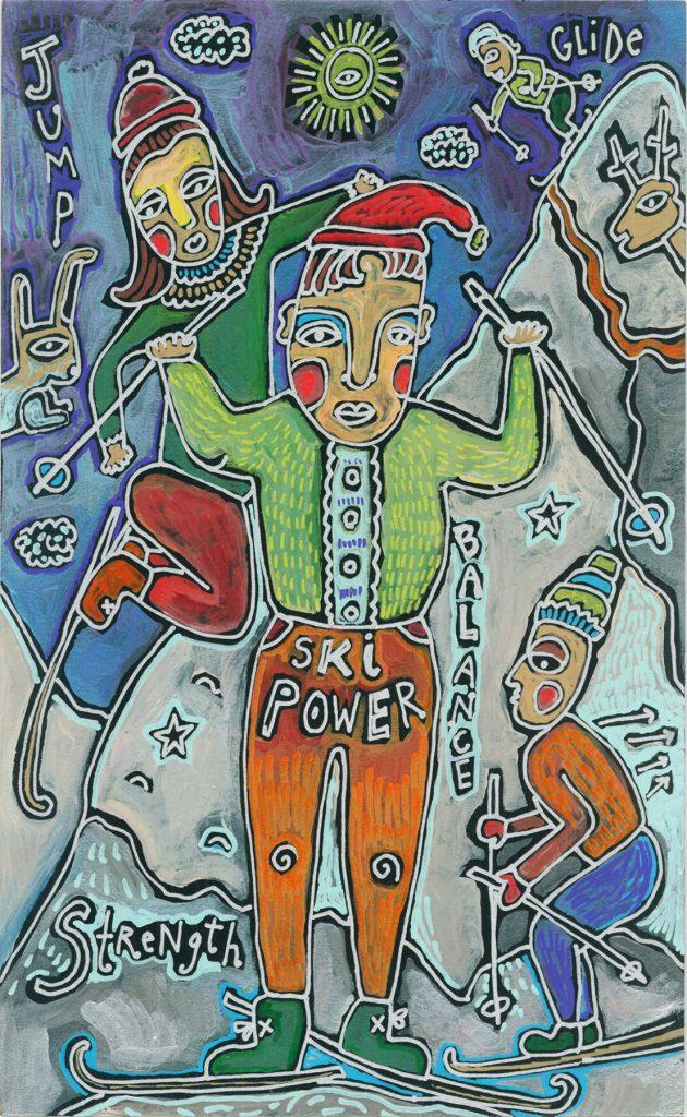 ski power