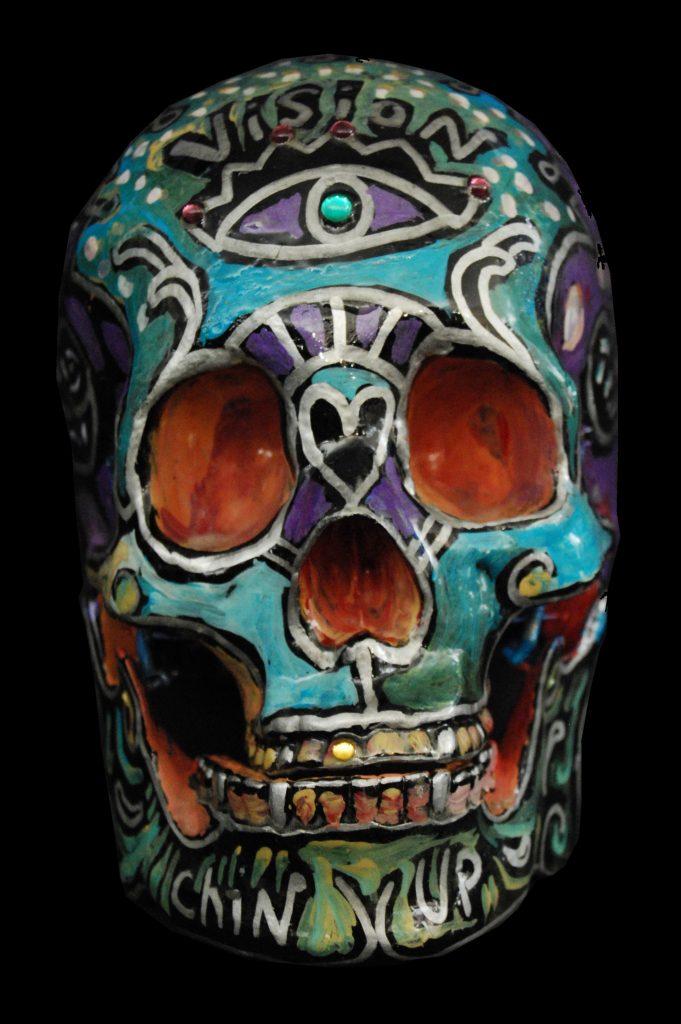 skull : vision