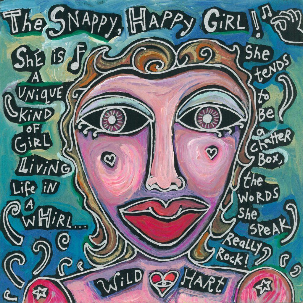 snappy girl