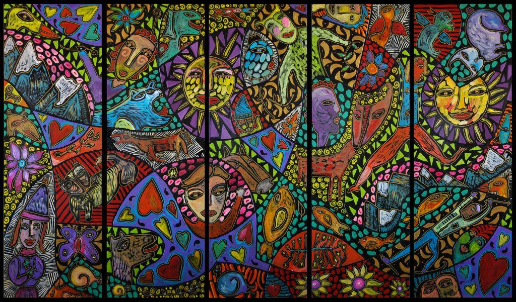 5 panel 2014