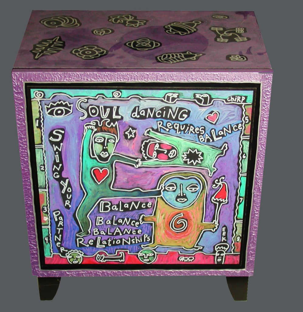 cabinet : soul dance
