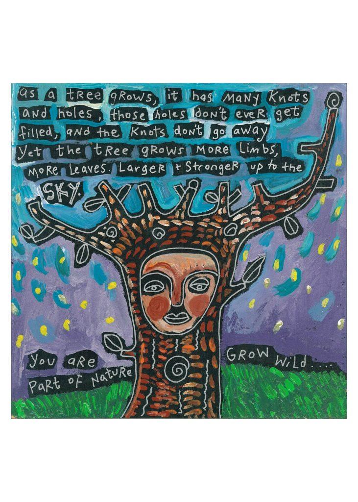 card : grow wild