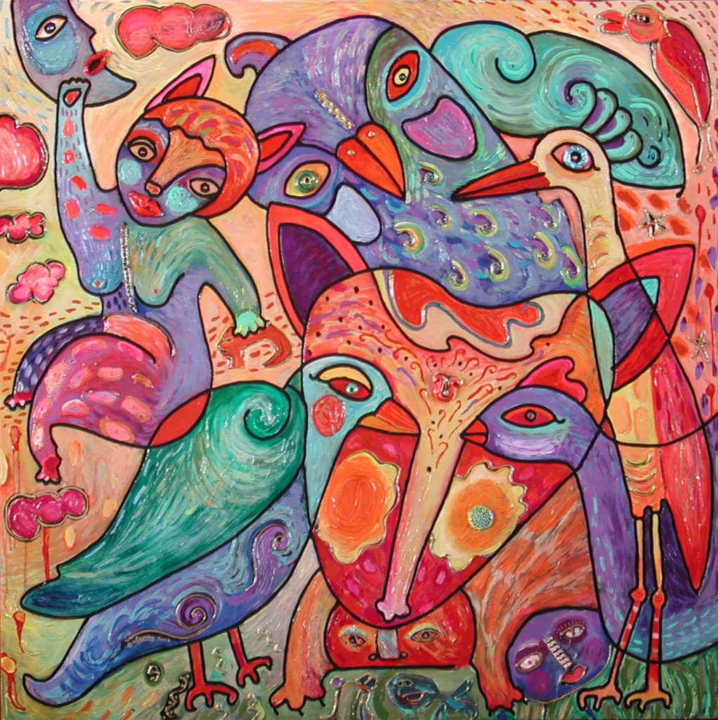 cats and birds 2007