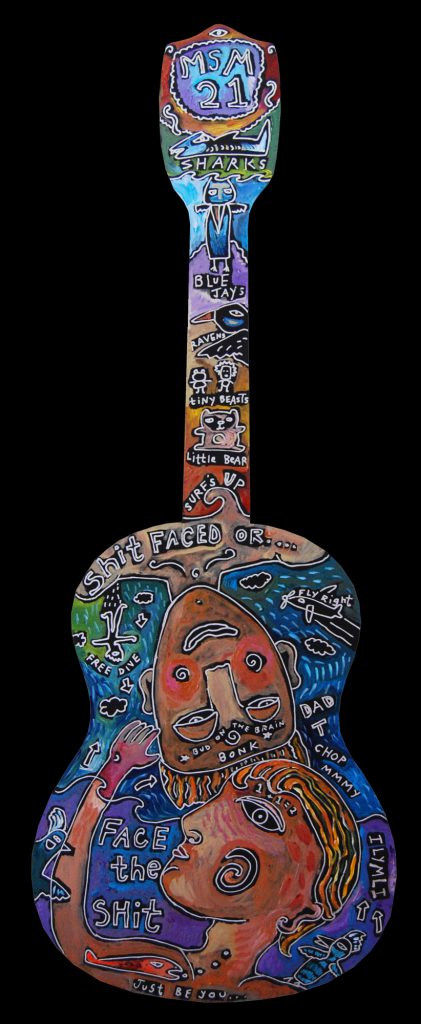 guitar : face it 2009