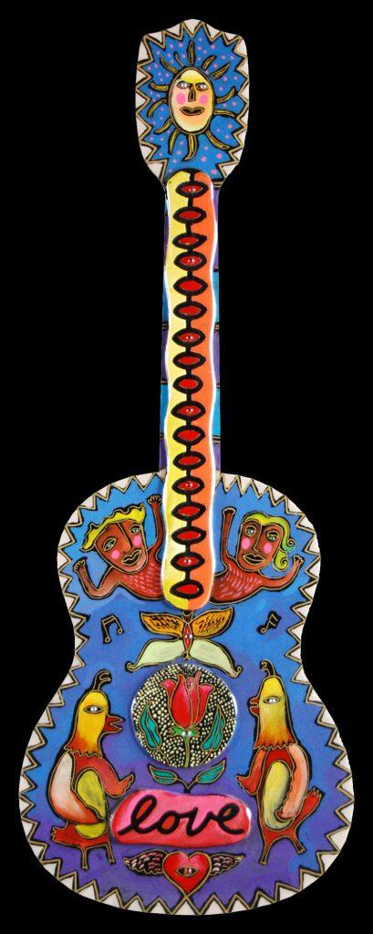guitar : love