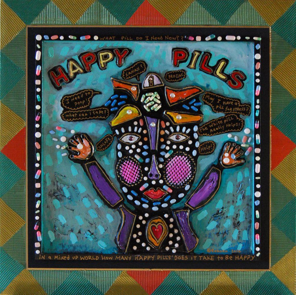 happy pills 2015