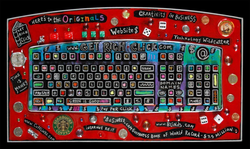keyboard : get rich quick