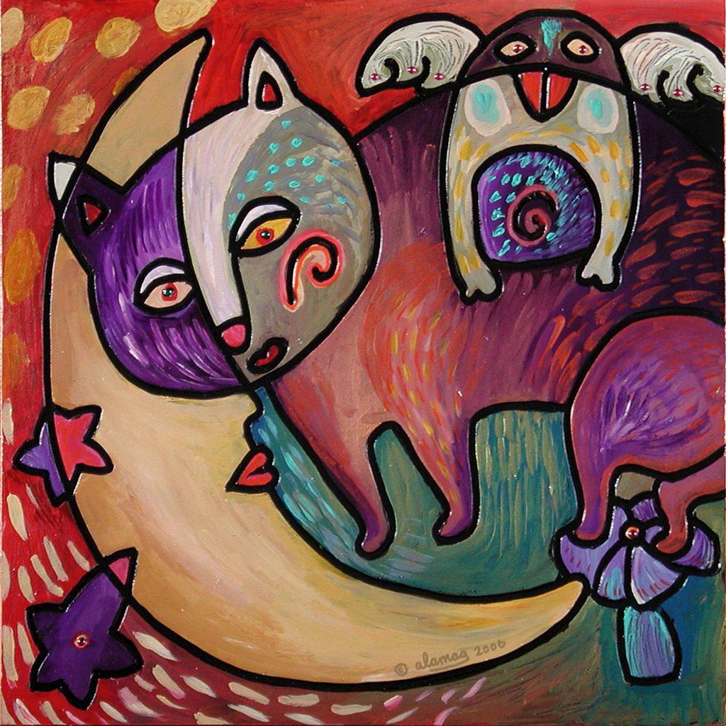magic cat 2006