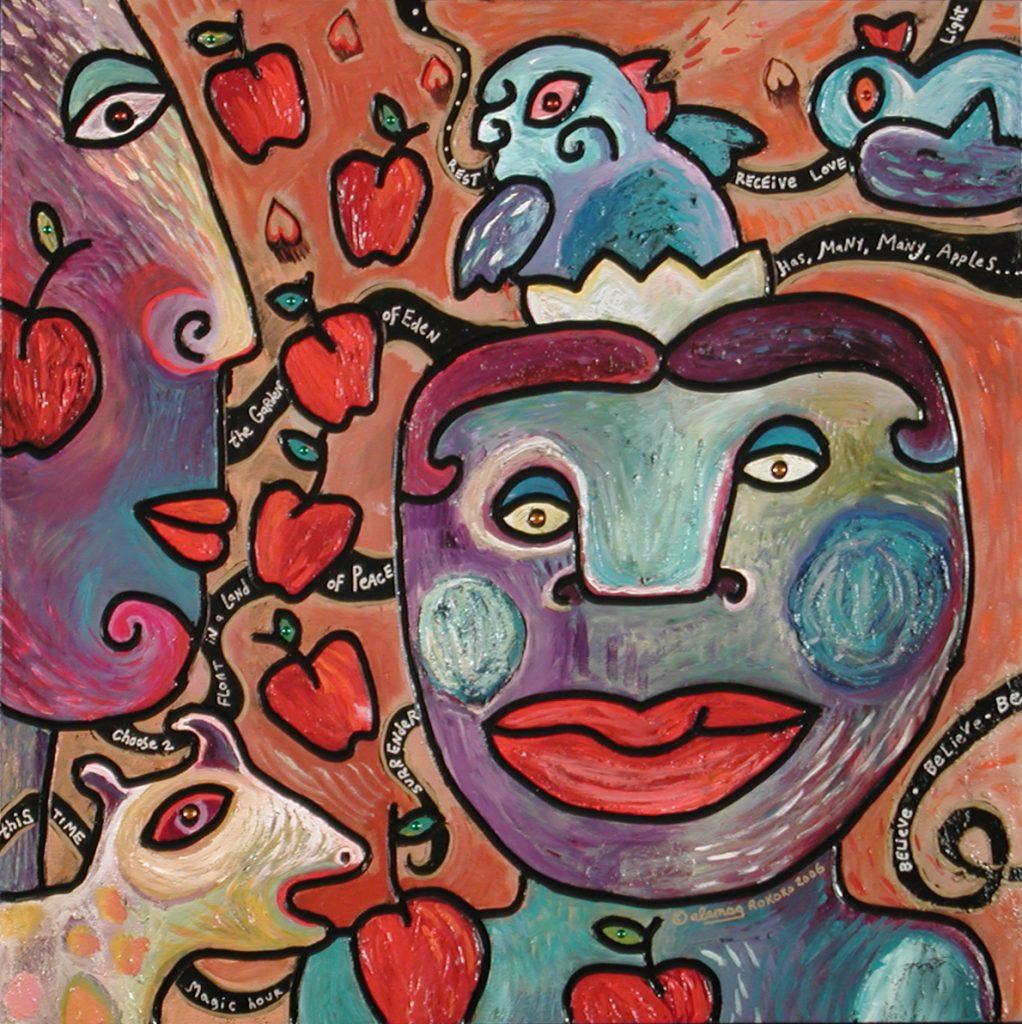 many many apples 2006