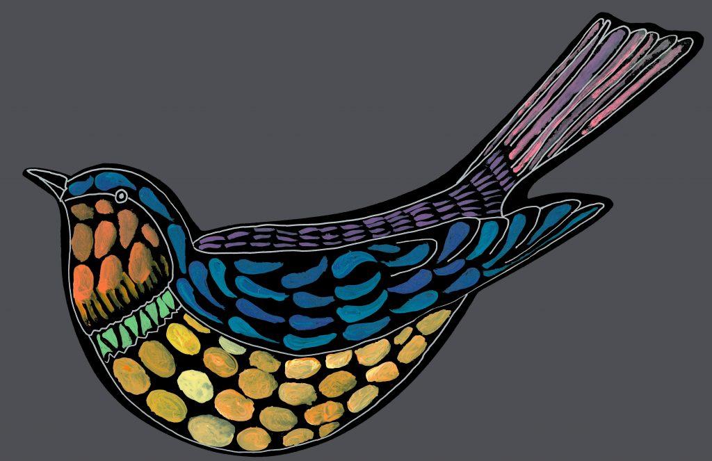NEW bird #6 : nesting